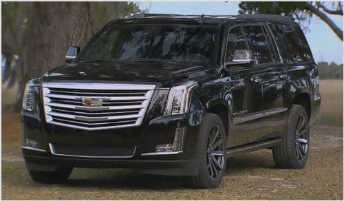 to MotorWeek's Escalade Review