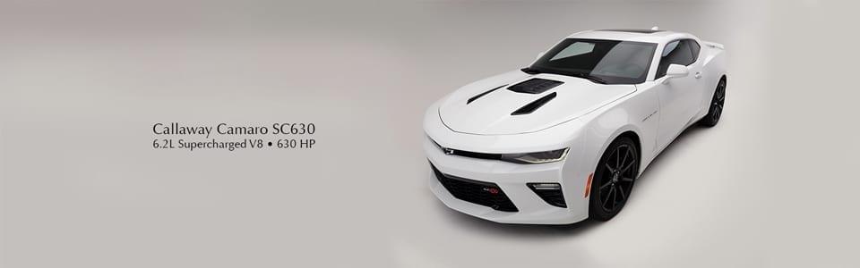 Callaway Camaro SC630