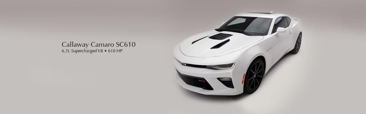 2016 Callaway Camaro
