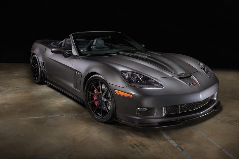 25th Anniversary Callaway Corvette