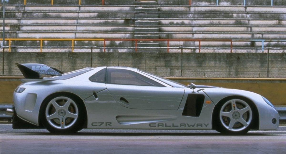 Callaway C7R