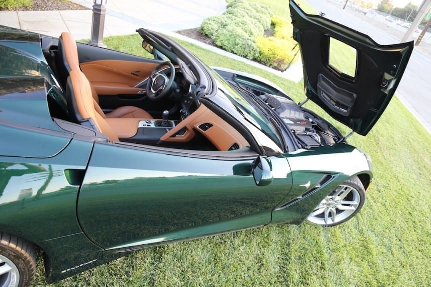 C20 Callaway Corvette | '14-Present