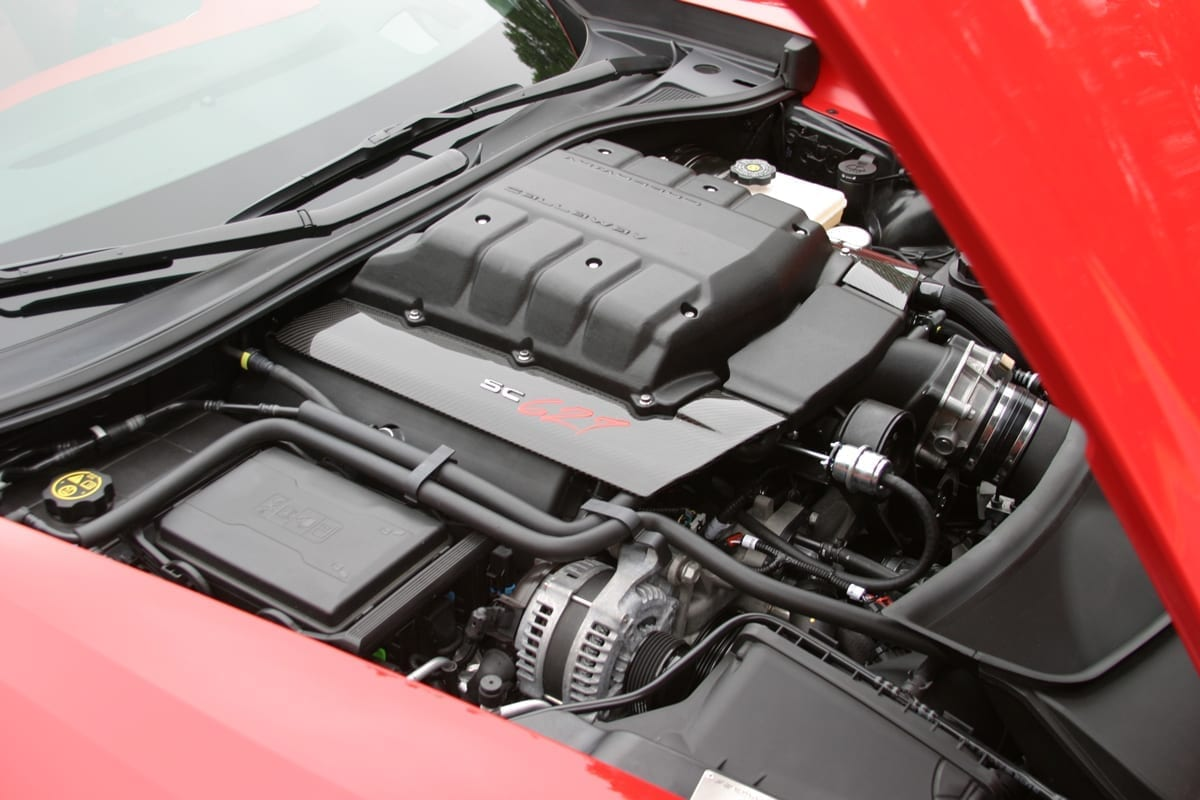 GenThree Supercharger - Corvette
