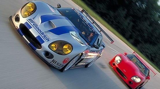 Callaway Corvette LM Race Car and Road Car