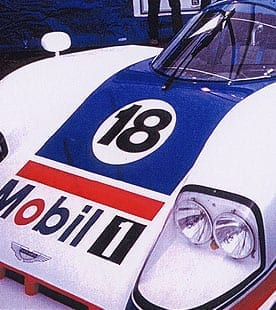 Aston Martin Group C Racing