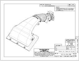 Engineering Drawing - Honker C5