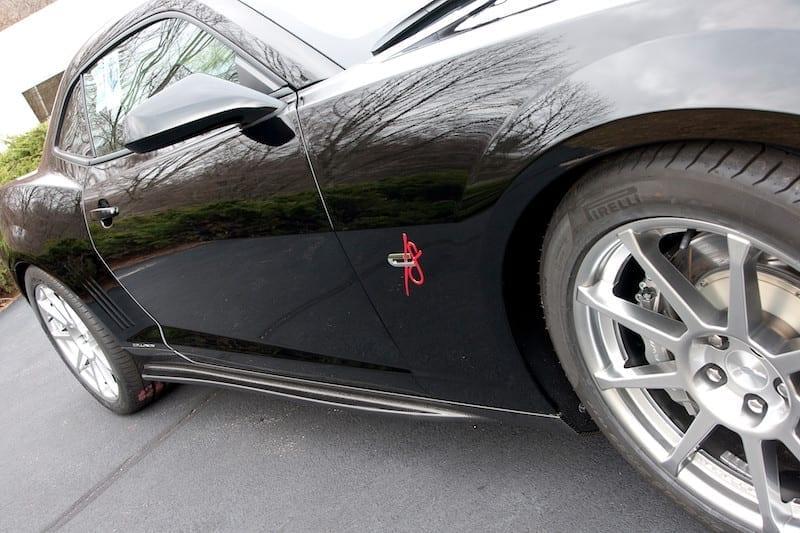 Camaro Rocker Panel