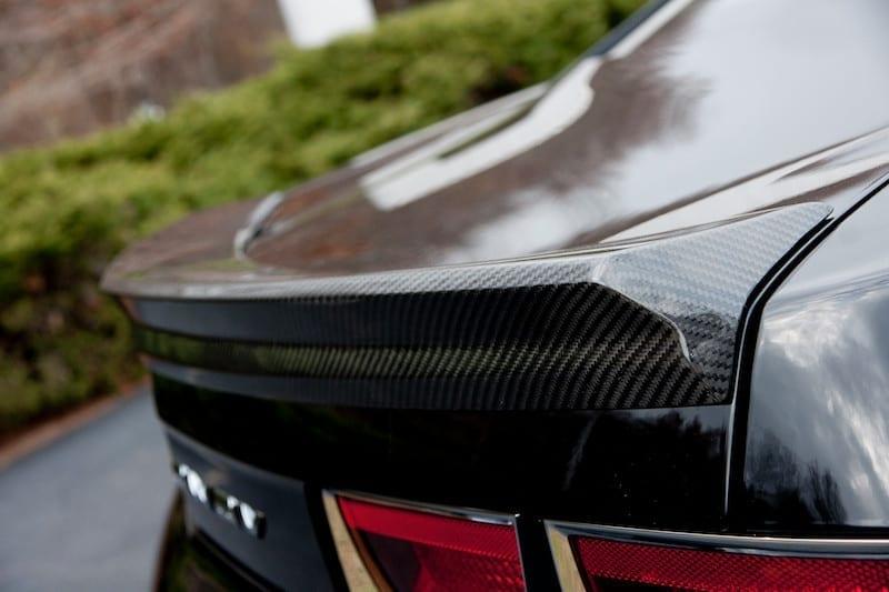Camaro Spoiler Detail
