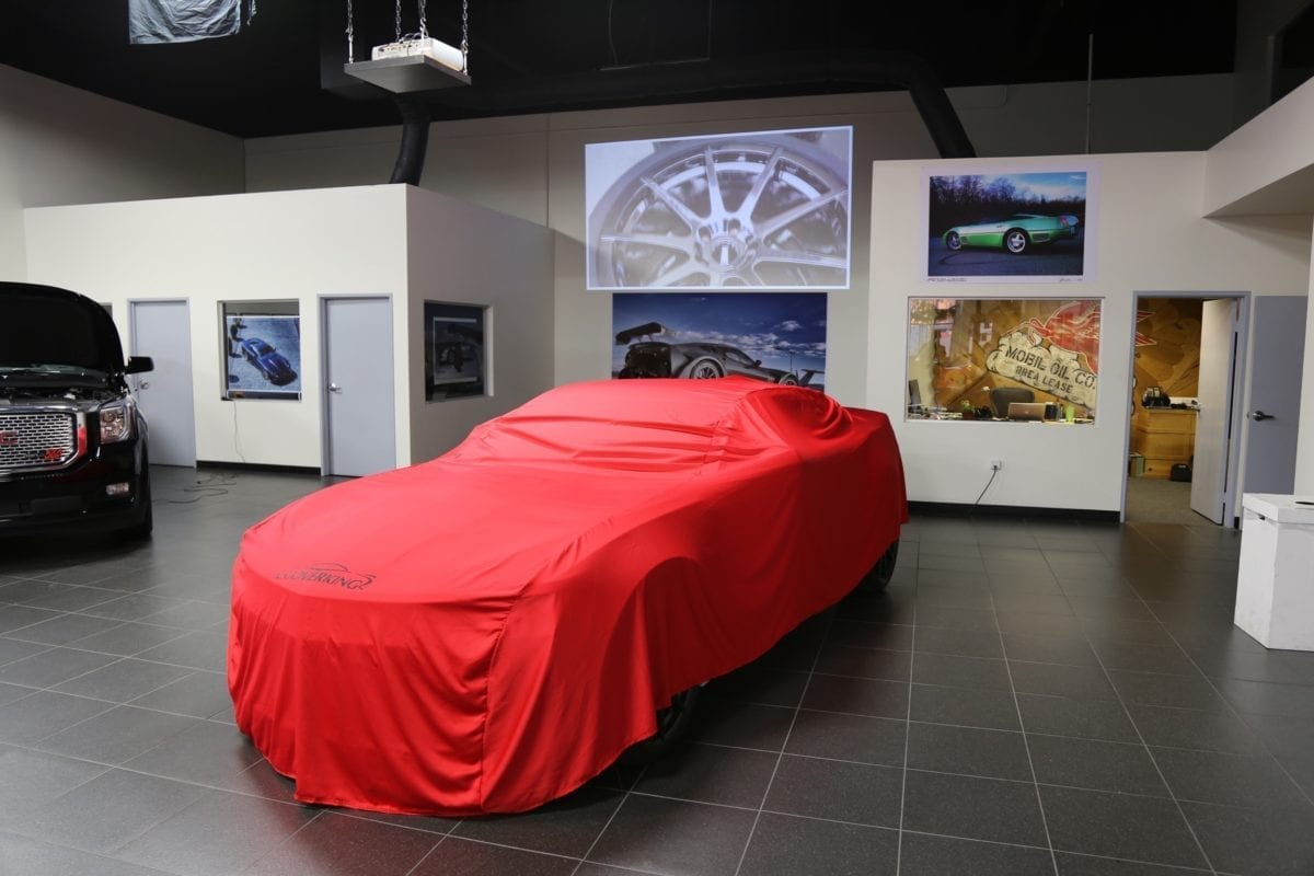Callaway Camaro Unveiling