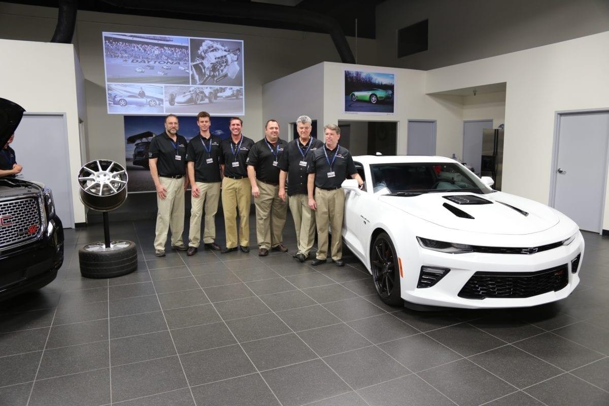 Callaway Camaro Staff Unveiling