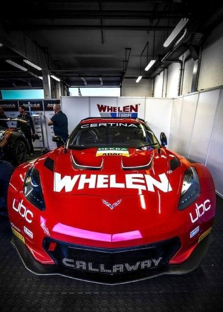 Whelen Callaway Corvette C7 GT3/R