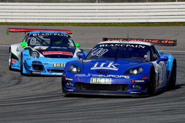 RWT Racing Callaway Corvette Z06.R-GT3