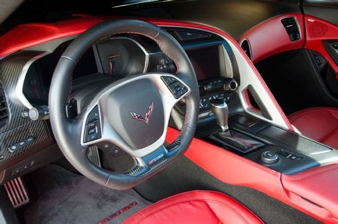 757 Horse 2016 Vette Packs Plenty of Kick, Super Chevy - Dec