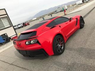 Callaway AeroWagen™ at the track