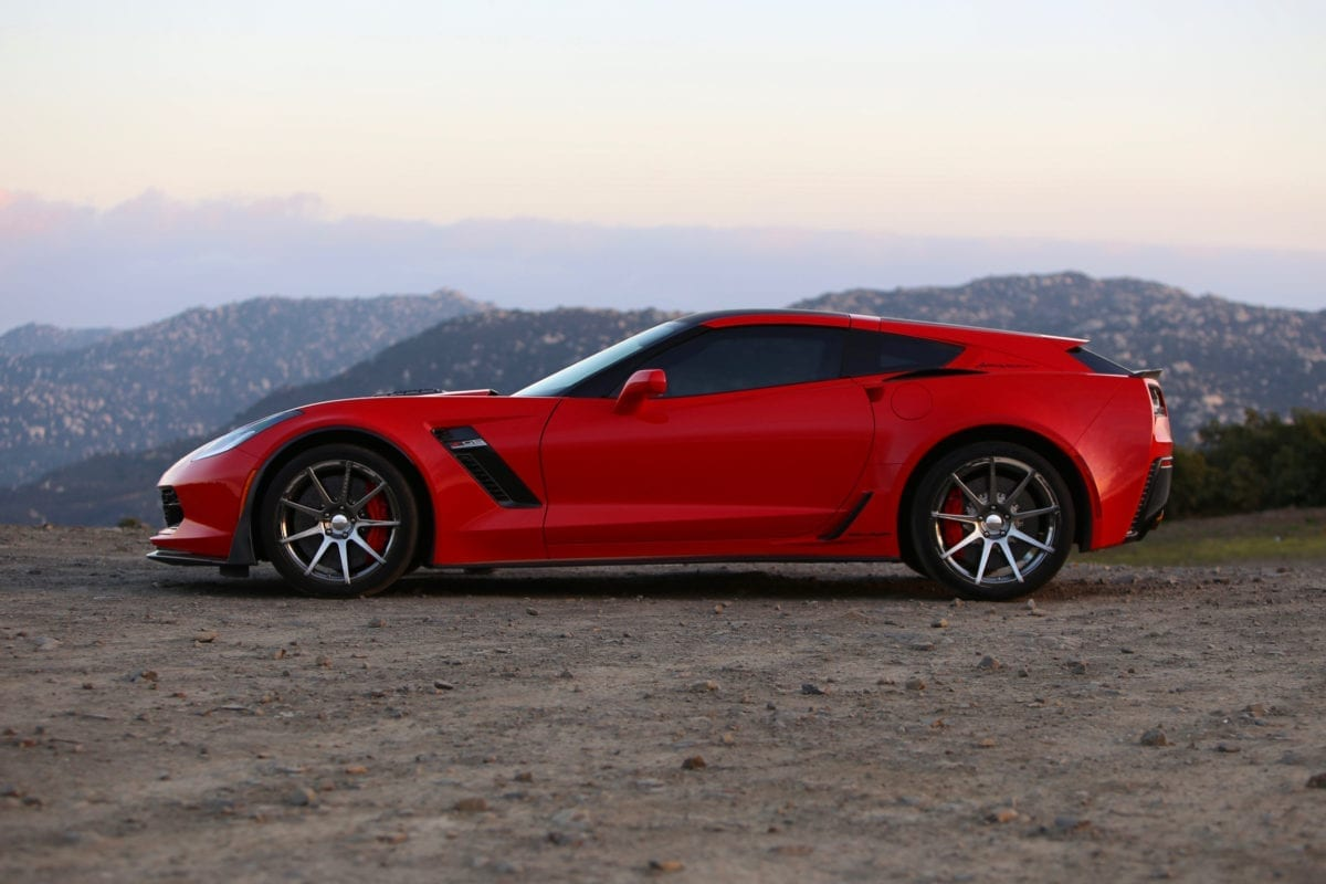 C6 Z06 Corvette For Sale >> Callaway AeroWagen™ Package