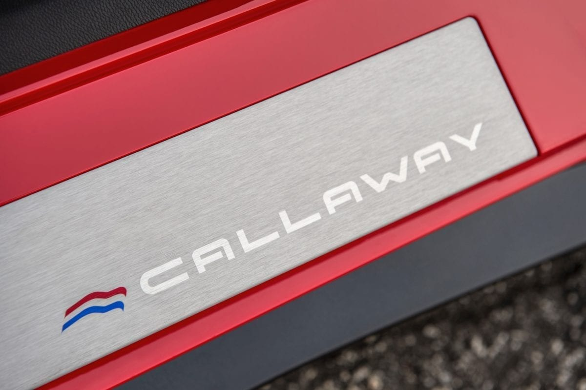 Callaway AeroWagen™ Door Sill Panel