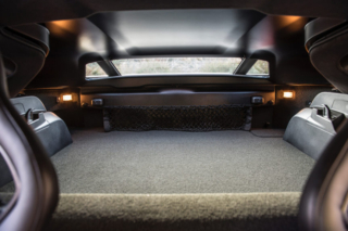 Callaway AeroWagen™ Interior