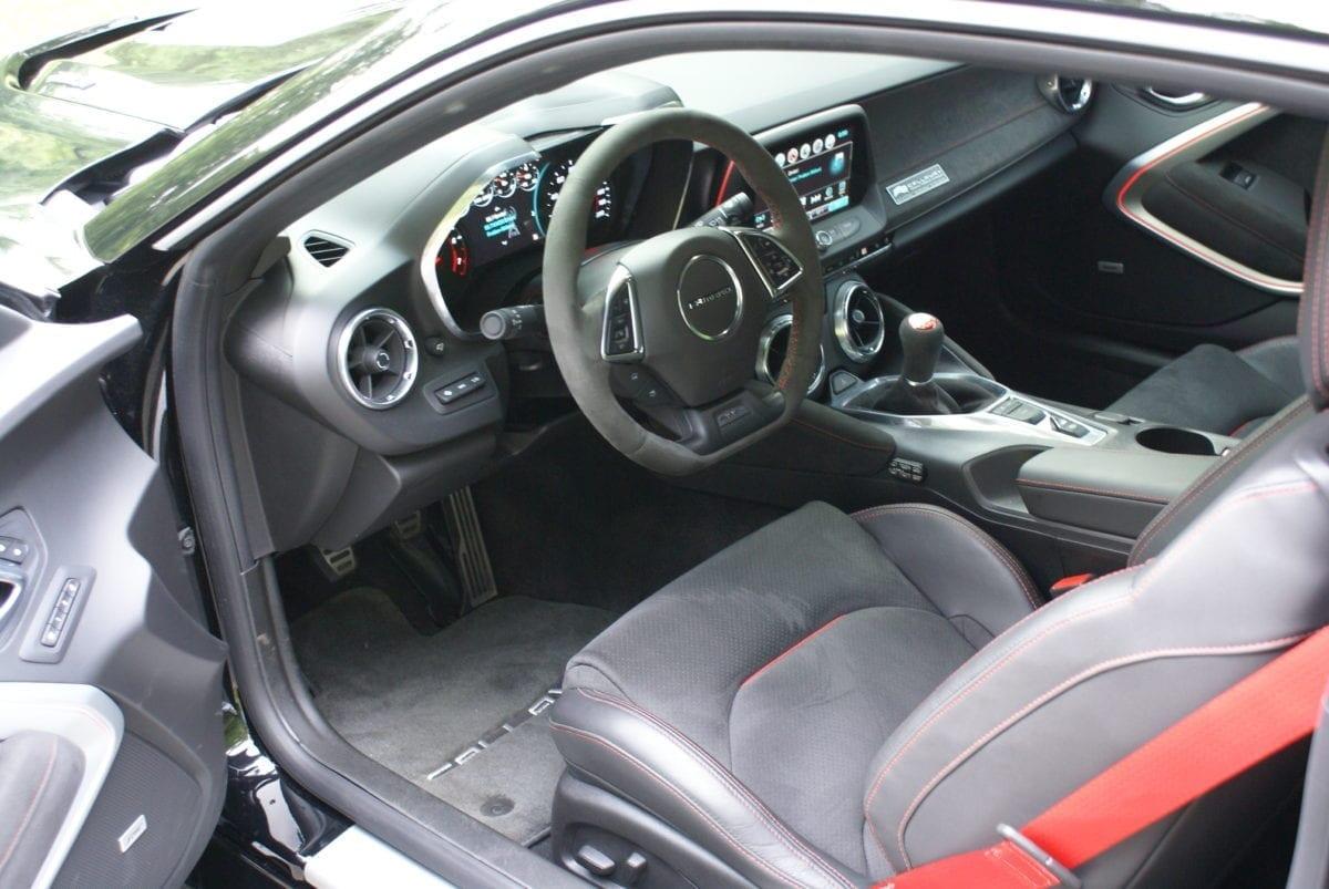 Callaway Camaro SC750