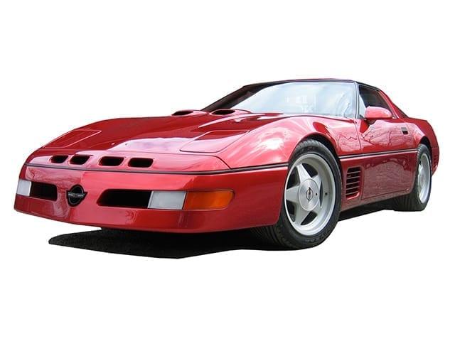 AeroBody Kit, 1984-96 Corvette, exc  ZR1 - Callaway Cars