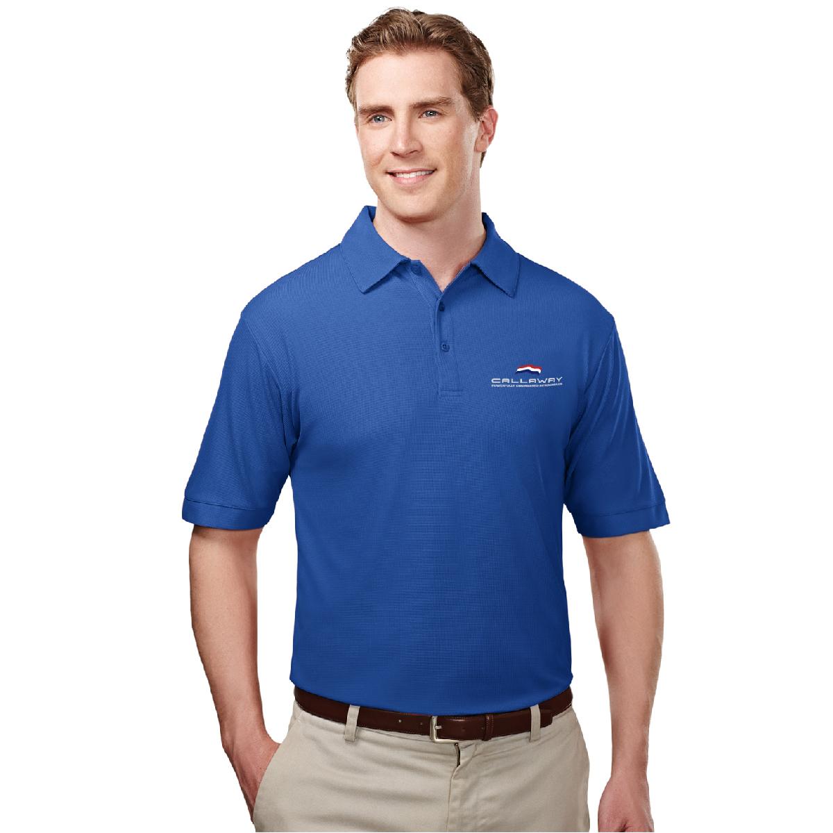 Callaway Cars Polo Shirt, Royal Blue