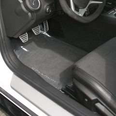 Interior - Camaro