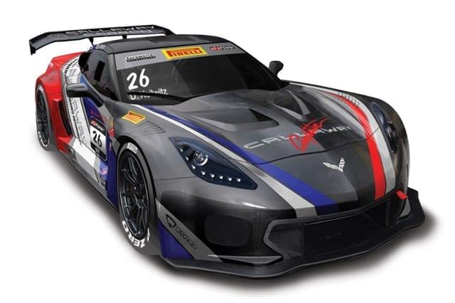 Callaway C7 GT3-R