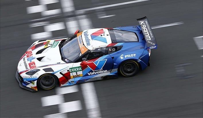 Callaway Corvette C7 GT3-R Nr1