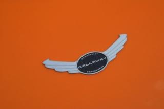 Callaway C16 - Front Emblem