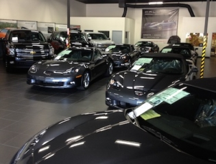 Finished RPO B2Ks at Callaway - Ready for Dealerships