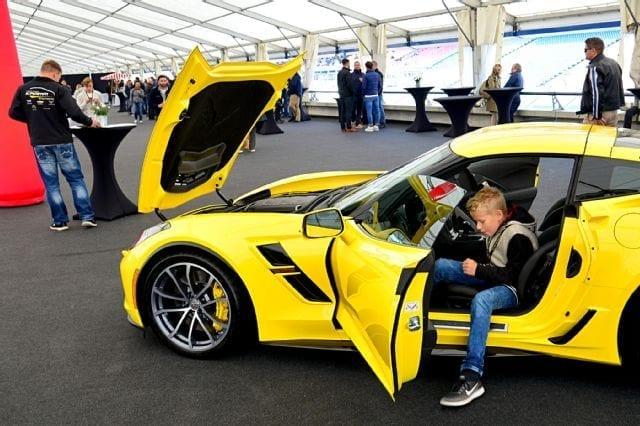 Callaway Corvette C7 GT3-R, Hockenheimring 2016