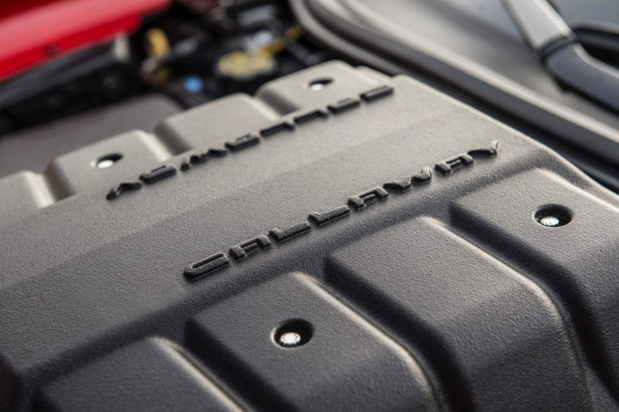 Callaway AeroWagen™ GenThree Supercharger