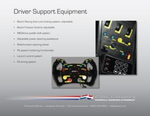 Callaway Corvette C7 GT3-R Driver Support