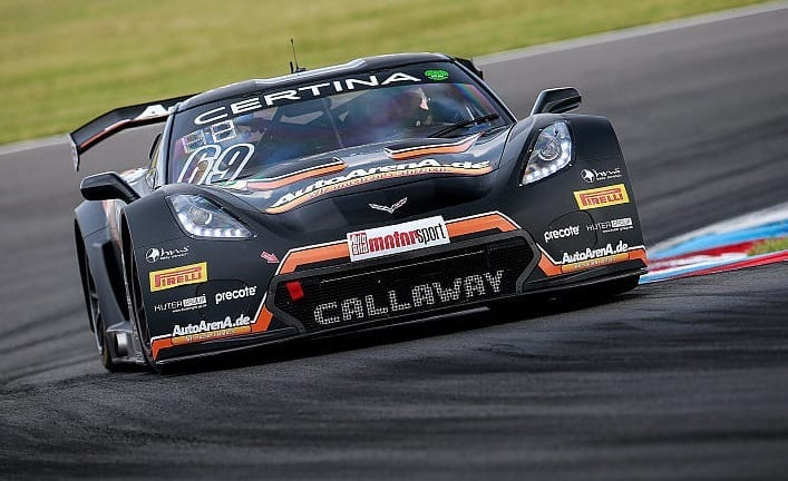 AutoArenA.de/Callaway Corvette, ADAC GT Masters - Lausitzring 2016