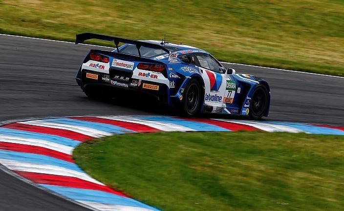 ROLLER/Callaway Corvette, ADAC GT Masters - Lausitzring 2016