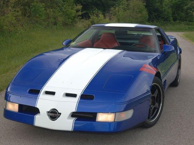 C6 Callaway SuperNatural Corvette