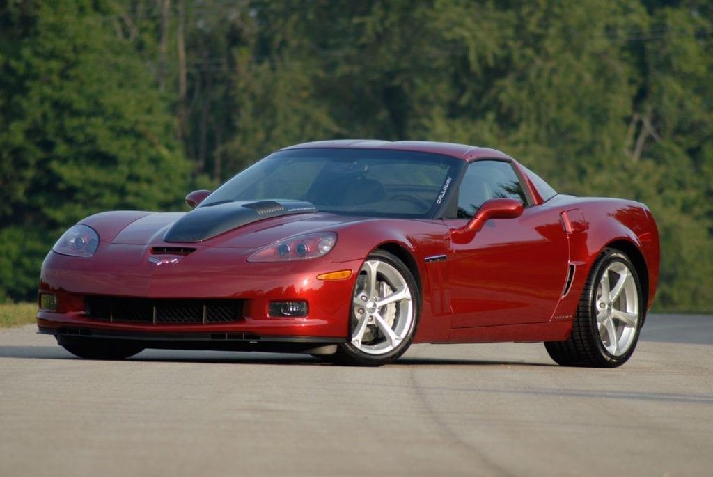 2010 Callaway Corvette SC606