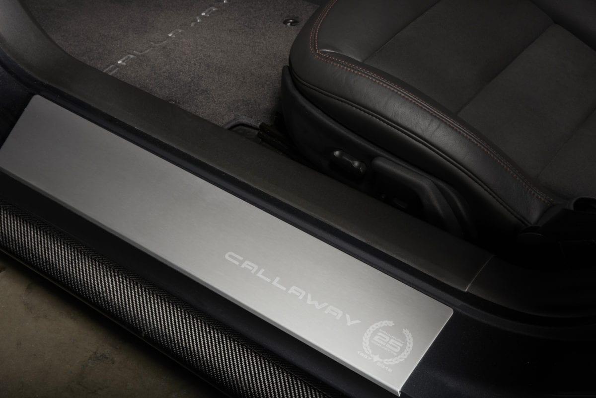 Callaway Corvette RPO B2K Door Sill Panel