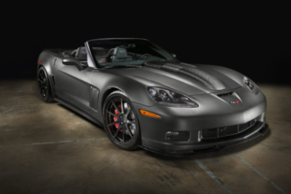 2012 Callaway Corvette 25th Anniversary Edition - RPO B2K