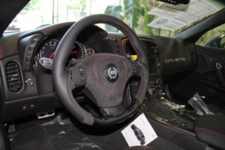 Callaway Corvette RPO B2K Interior