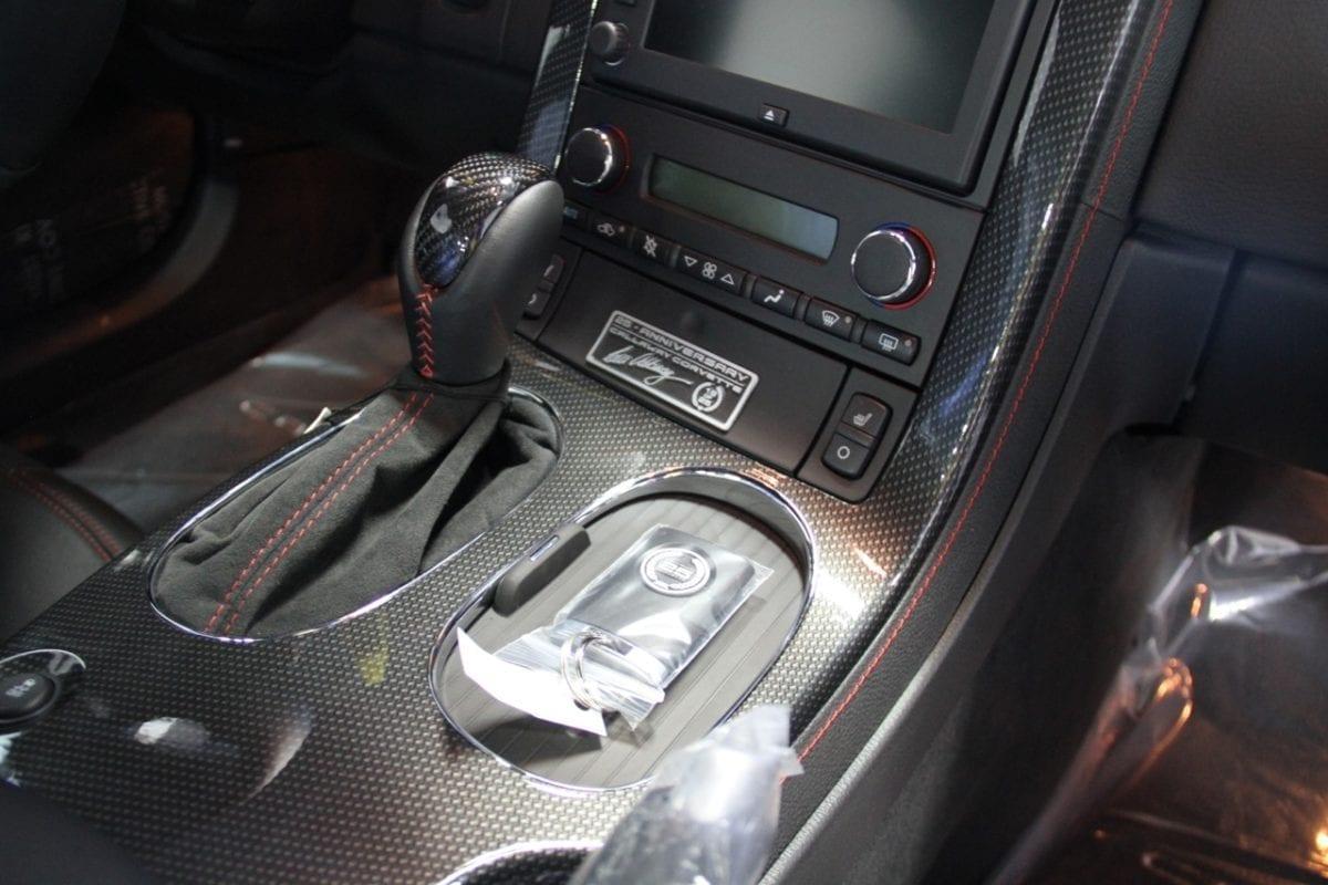 Callaway Corvette RPO B2K Console