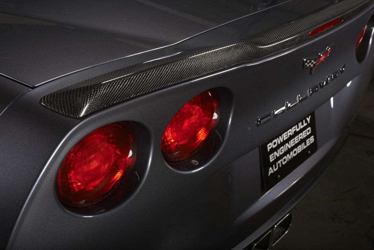 2012 Callaway Corvette 25th Anniversary Edition - RPO B2K