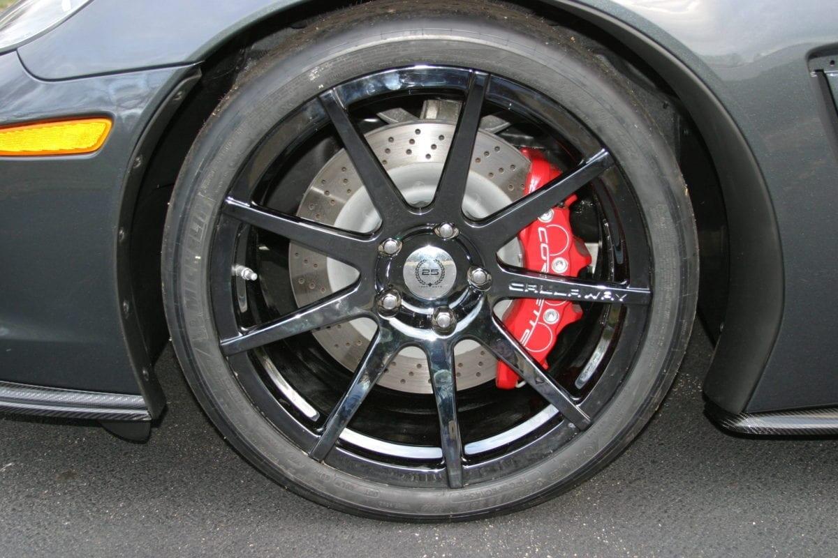 Callaway Corvette RPO B2K Front Wheel