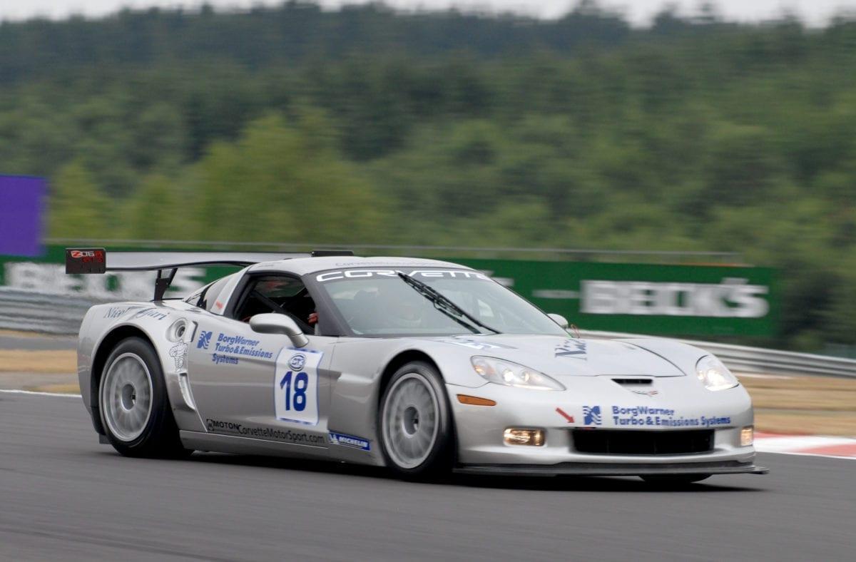 Callaway Corvette Z06.R-GT3 Racing