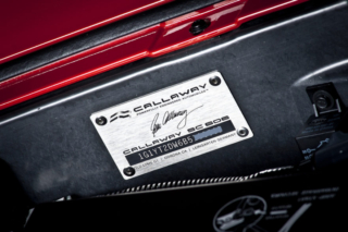 Callaway Corvette SC606 Photo Shoot