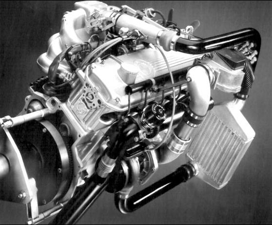 Callaway C1 - Turbocharger Development