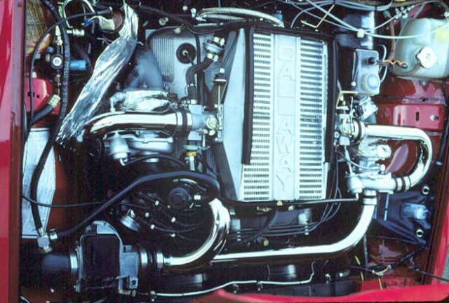 Callaway C3 - Alfa Romeo Callaway Twin Turbo GTV-6
