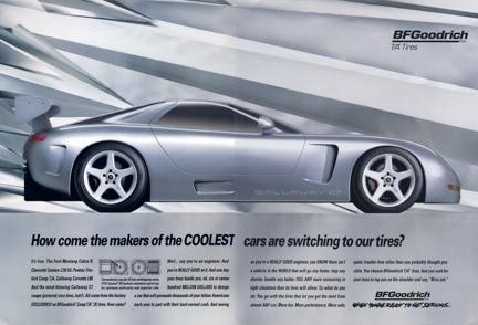 Callaway C7 - Race Car/Road Car Project