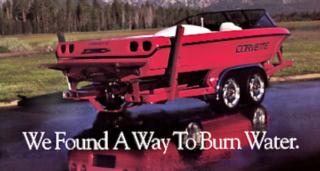 C10 Corvette Ski Boat | '96-97