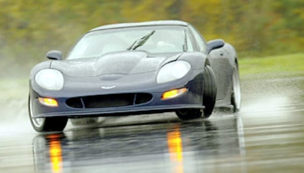 Callaway C12 - Corvette C5-based Supercar