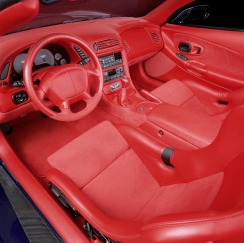 Callaway C12 - Corvette C5-based Supercar